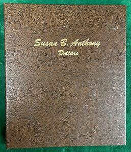 1979 P - 1981 S SUSAN B ANTHONY DOLLARS DANSCO 7180 1979 TYPE 1 & 2 PROOFS