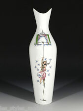 ROSENTHAL Studio-Line Porzellan Vase La Fuite ° Design Raymond Peynet