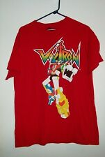 USED - VOLTRON - RED TSHIRT - MENS LARGE