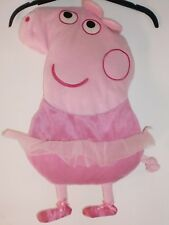 23'' Peppa Pig Ballerina Hot Water Bottle Cover or Pjyama Case