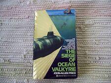 The Siege of Ocean Valkyrie by John-Allen Price (1992, Paperback)