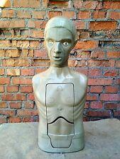 Medical Training Manikin Simulator Plastics Adult Male Torso Vintage