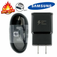 Samsung OEM Adaptive Fast Travel Wall Charger for Galaxy S9 S8+ Note 8 w/Cable