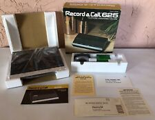 Vintage T.M. VOX Record a Call 625 Telephone Answering Machine
