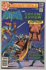 Brave and the Bold #144 November 1978 VG Green Arrow