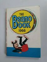 The Beano Book 1966 Annual vintage hardback book British comic nostalgia DC