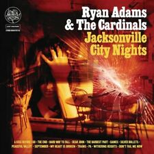 "RYAN ADAMS ""JACKSONVILLE CITY NIGHTS"" CD NEUES ALBUM!!!"