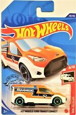 Hot Wheels - 2020 HW Rescue 8/10 Hot Wheels Ford Transit Connect (BBGHC65)