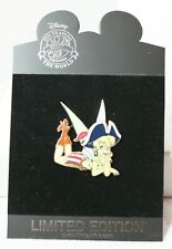 Disney Shopping Tinkerbell as a Pirate Lassie Pin Le 250