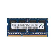 New Hynix 4GB PC3L-12800S DDR3-1600Mhz 204pin Sodimm Laptop Memory Ram 1.35V