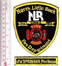 Fire Boat Arkansas North Little Rock Fire Department JW Springer Fireboat Fire R