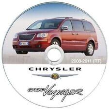 Chrysler Grand Voyager (2008-11) manual de taller reparación manual