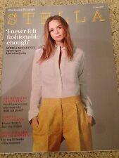 STELLA magazine - July 2016 STELLA McCARTNEY (Paul) Photo Cover Interview