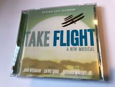 TAKE FLIGHT (David Shire, Richard Maltby Jr) OOP 2008 Musical Show CD NM