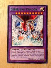 YuGiOh TCG Cyber End Dragon DL17-EN010 (GREEN) Duelist League Card Rare New