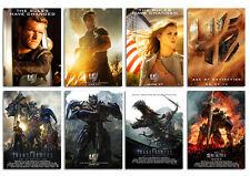 Transformer 4 age of extinction michael bay movie postcard 8pcs