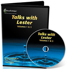 Lester Levenson' Talks With Lester Videos Volumes 1 & 2 (Dvd) 50% OFF