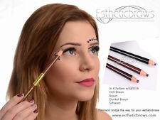 Microblading Vorzeichen Stift H.Braun Profi permanent makeup