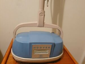 VINTAGE HOOVER MODEL 0212A POLISHER WORKING AWAITING PHOTO
