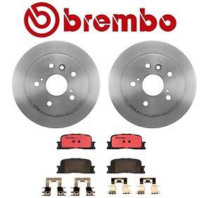 New Brembo Disc Brake Pad Set Front P83127N for Lexus Toyota ES300 ES330 Camry