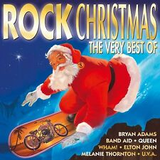 ROCK CHRISTMAS-THE VERY BEST OF (NEW EDITION) 2 CD NEW!
