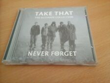 TAKE THAT - Never Forget - The Ultimate Collection - CD ALBUM
