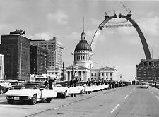Tangier Shrine 1966 Corvette Delivery St Louis MO Oct 15 1965 8 x 10 Photograph