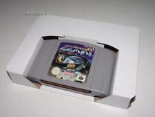 Nintendo 64 Video Game Manuals, Inserts & Box Art