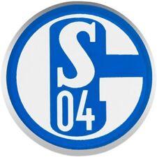 Pin Anstecker FC Schalke 04 Signet - 1.5 x 1.5 cm