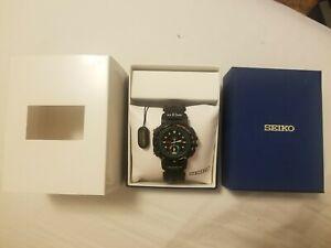 Rare Vintage Seiko 8M25-623A Deportivo 10 Bar Chronograph Quartz Men's Watch
