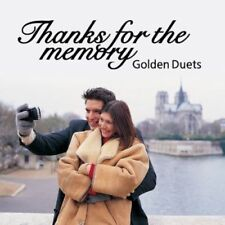 Various Artists - Thanks For The Memory - Golden Duets - CD Album (2002)