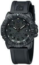 Luminox Evo Navy Seal Blackout Mens Watch 3051.BO 44mm Watch 3051.BO.1