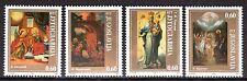 Yugoslavia - 1994 Religious Art - Mi. 2692-95 MNH