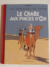 TINTIN.FAC SIMILE COULEUR.LE CRABE AUX PINCES D'OR.HERGE.