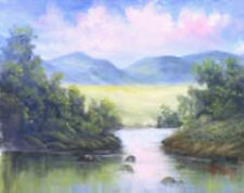Dorothy Dent, DVD Getting Started Landscape PAINTING, with Oils images