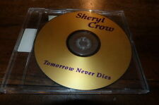 SHERYL CROW - CD collector 1T / 1 track promo CD !!! TOMORROW NEVER DIES !!!