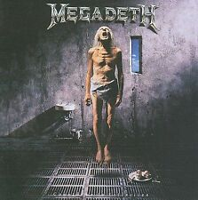 Countdown to Extinction by Megadeth CD Metal DaveMustaine Thrash Speed ProgMetal