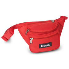 Everest Signature Fanny/Pack/Key Clip/044KD-RED/New.cotton poly Free Ship