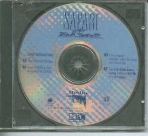 Safari, Experience an African Adventure New & Sealed