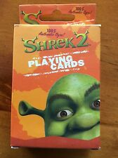 Shrek 2 Playing Cards 100% Authentic Ogre (You and What Army)