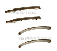 Jaguar Kit of Upper and Lower Timing Chain Guide Rail - Primary Chain Eurospare