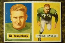 1957 Topps Football #145 Sid Youngelman SP NR-MINT!!!