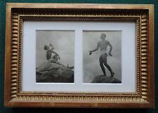 Oleg Dunaeff Antique Photos - Ballets Russe Soloist - L'apres-midi d'un faune
