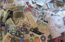 Scrapbook Embellishment Lot ~ 30 Packages ~ Huge Mixed Lot ~ Stickers & Supplies