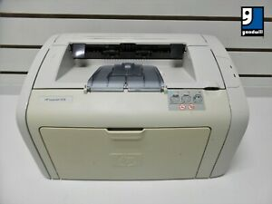 HP LaserJet 1018 Standard Laser Printer - TESTED!!! READ DESCRIPTION!!!