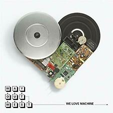 WE LOVE MACHINE, Way Out West, Used; Good CD