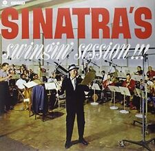 Frank Sinatra Sinatras Swingin 180gr Session Vinyl LP