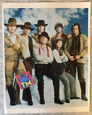 The Young Riders TV-Josh Brolin/Stephen Baldwin- 8x10 Photo - Buy 3, Get 1 FREE!