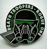 Death Trooper -Rogue One Enamel Metal Pin -new