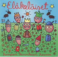 ELÄKELÄISET Humpan Kuninkaan Hovissa CD (1997 Humppa)